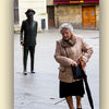 Pontevedra - That old guy always has an eye on me!