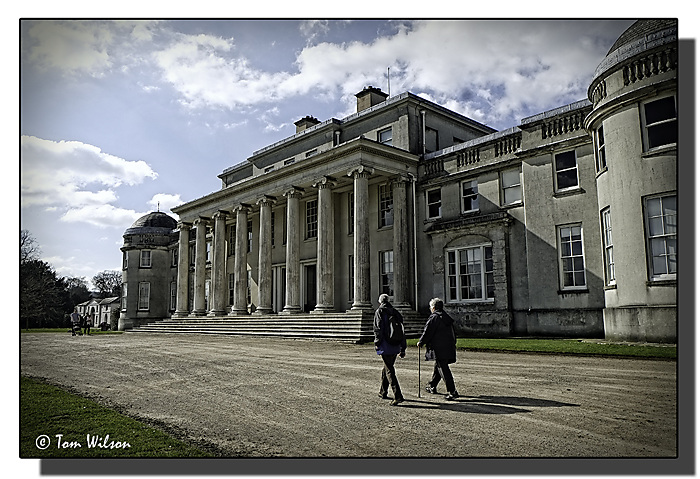 A final shot from Shugborough Hall