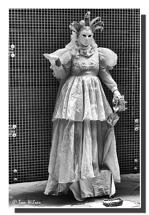 photoblog image Another Living Statue