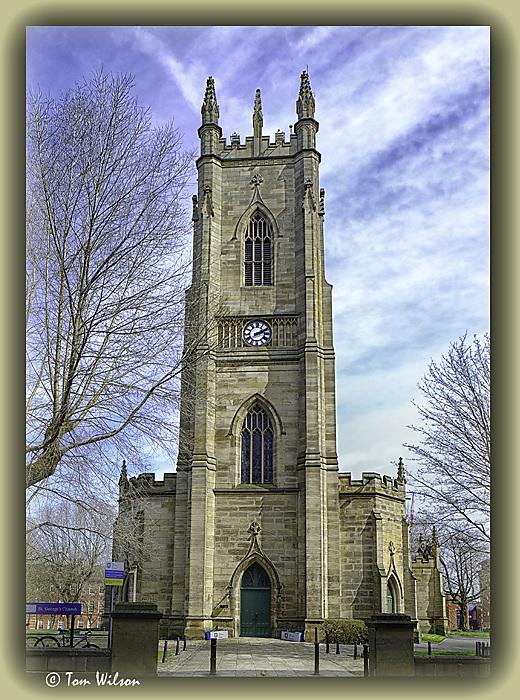 photoblog image St George's Church