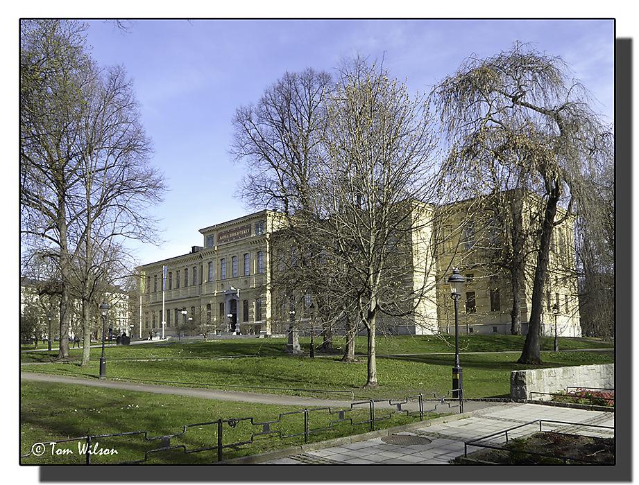 photoblog image Kungliga Biblioteket