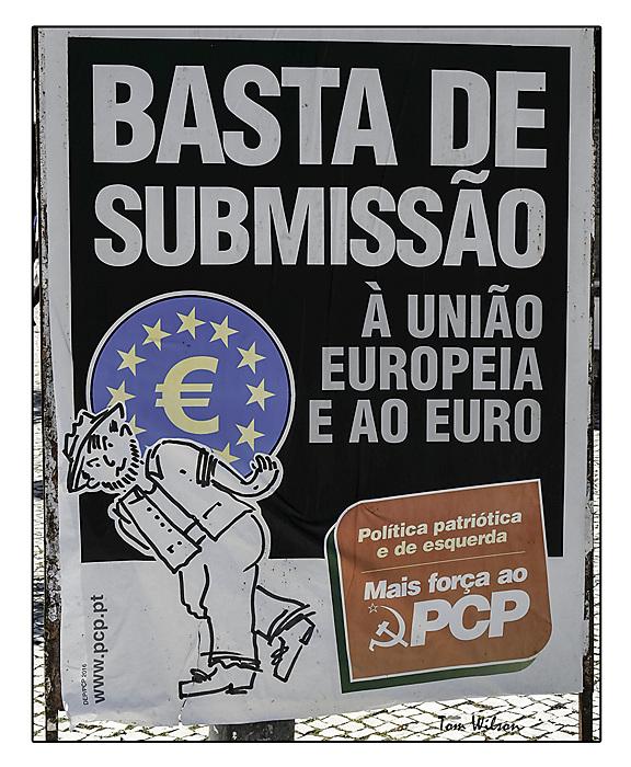 photoblog image Euro-revolt