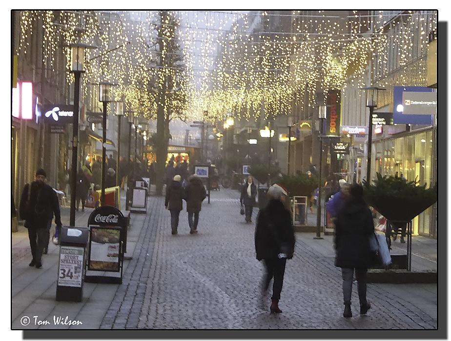 photoblog image Boras Christmas
