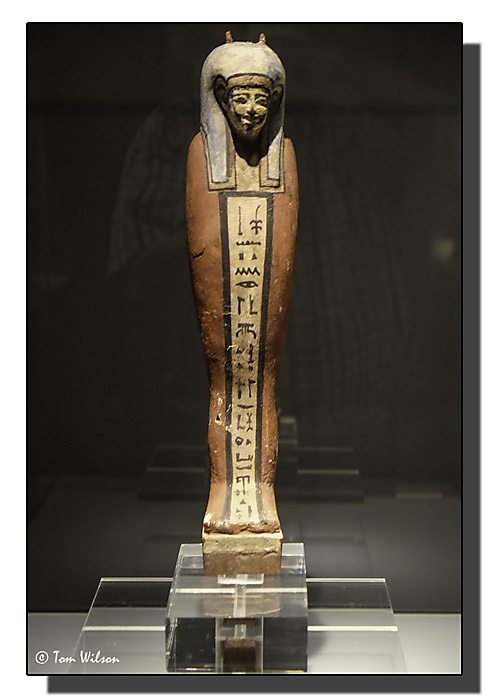 photoblog image Another mummy case...