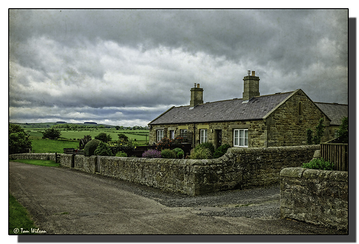 Northumberland cottages
