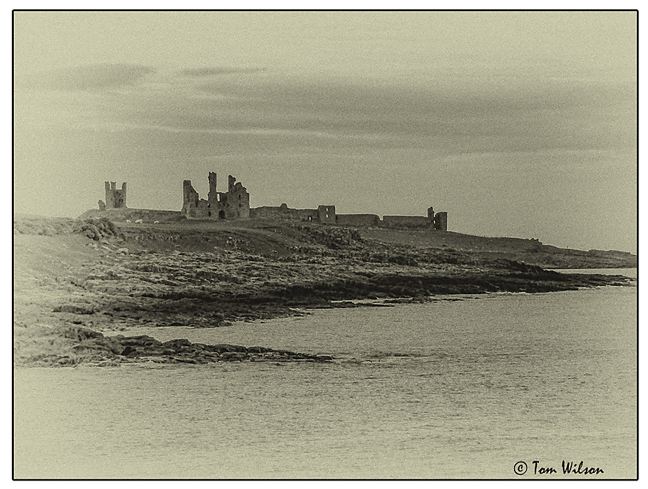 photoblog image Dunstanburgh Castle