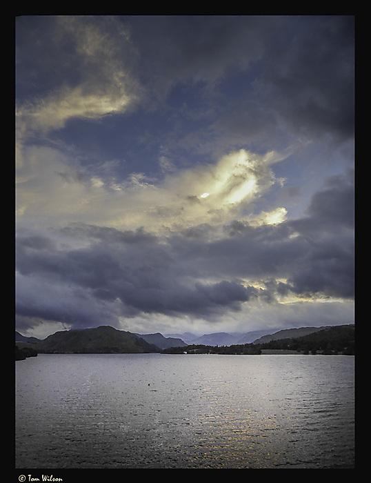 photoblog image Big Sky over Ullswater