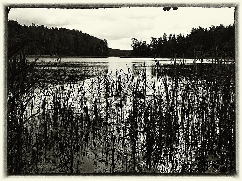 photoblog image Lithuania Lakeside