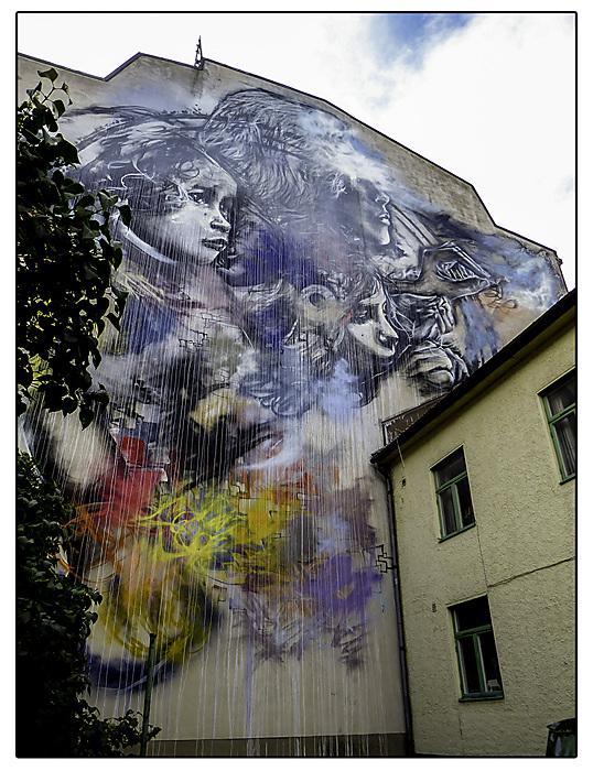 photoblog image Boras - Street Art 9