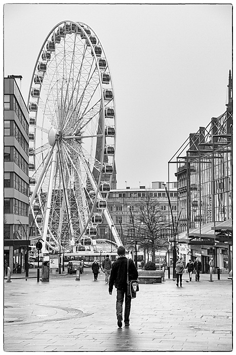 photoblog image Sheffield eye