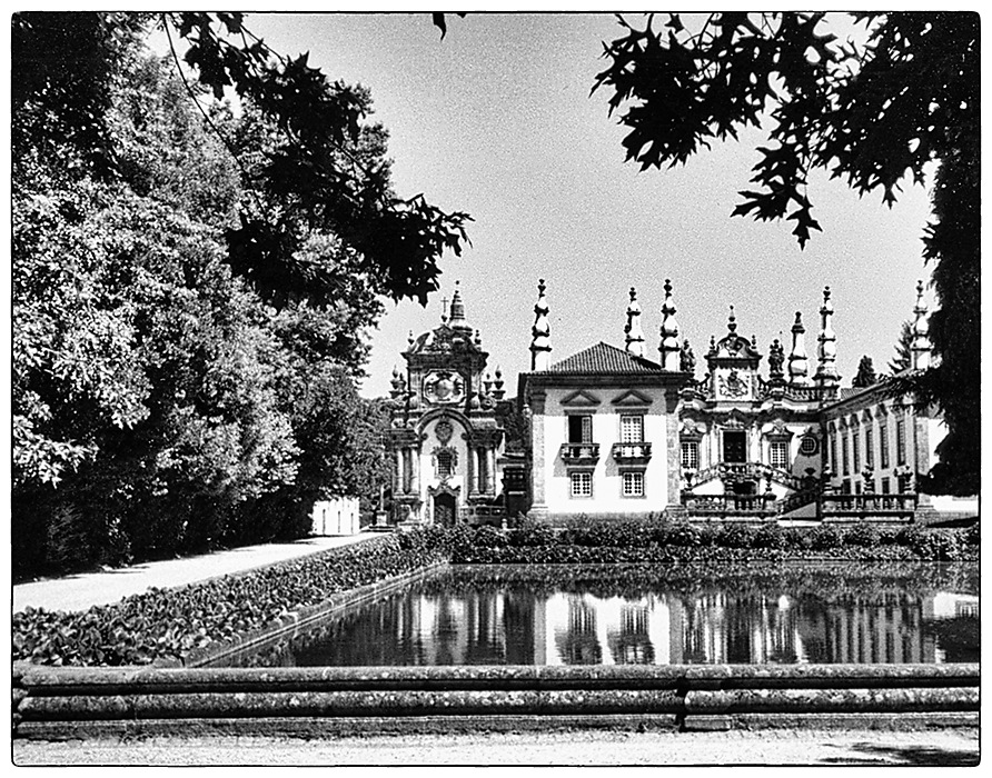 photoblog image Mateus Palace, Vila Real, Portugal