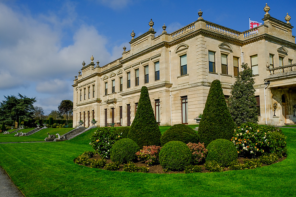 photoblog image Brodsworth Hall