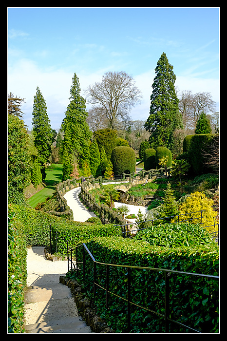 photoblog image Brodsworth Hall - Garden 1