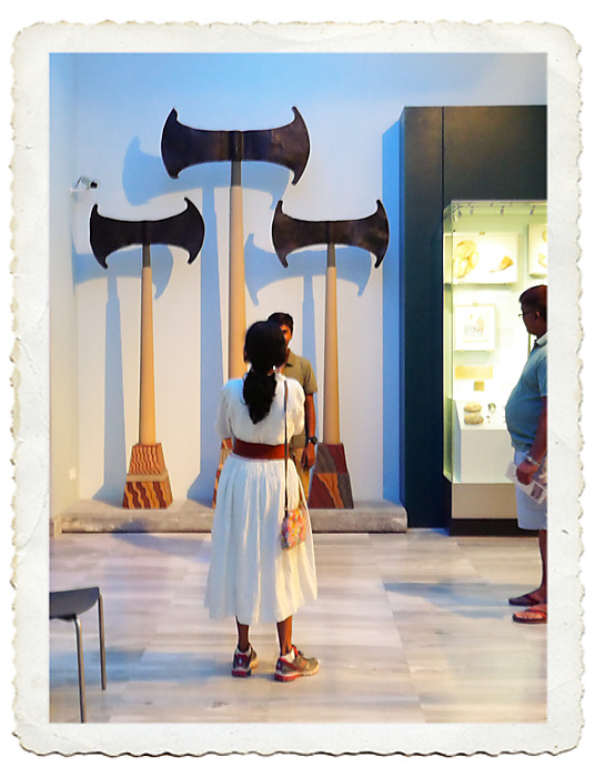 photoblog image Heraklion Museum - in the picture