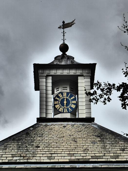 photoblog image Beningbrough Hall - Clock tower