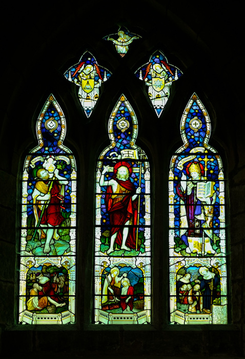photoblog image St. Martin's Church-stained glass