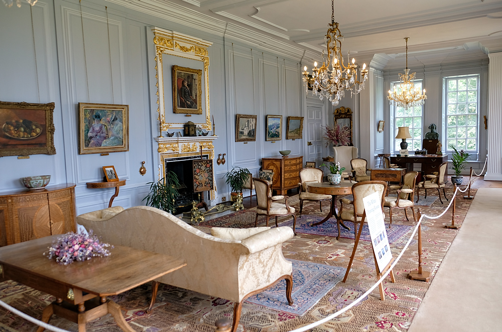 photoblog image Burton Agnes - Drawing room